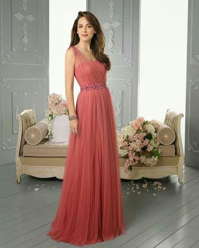 Vestido de Dama de Honor
