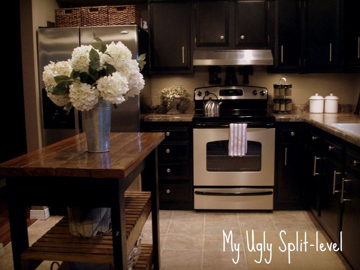 My Ugly Split-level: The Kitchen
