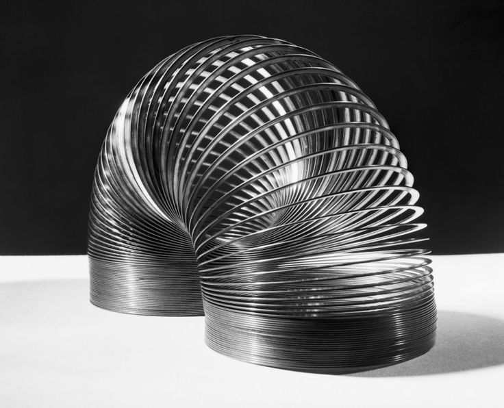 The Remarkable, War-Torn, Spacefaring History of the Slinky