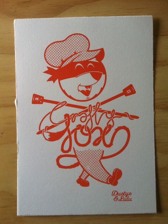 Crafty Fox hand screen print on fine art paper by dustysandlulu, $15.00