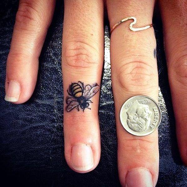 Best 25+ Inner Finger Tattoo Ideas On Pinterest