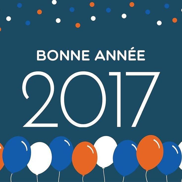 Bonne année 2017 #meilleursvoeux #2017 #happynewyear