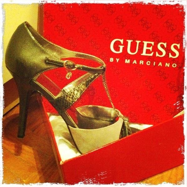 NY Guess Shoes