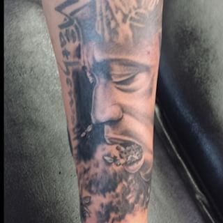 15 best candyman tattoos images on pinterest horror for Tattoo parlors colorado springs