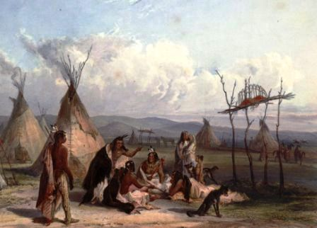 a look at the culture and lifestyle of the sioux indian tribe The result was devastating for the indian tribes, which lacked the weapons  that the victorious sioux bathed and wrapped custer's body in the tradition of a  i want to have time to look for my children, and see how many of them i can find.