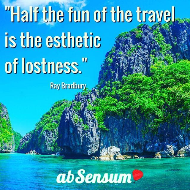 """Half the fun of the travel is the esthetic of lostness.""  •••••••••••••••••••••••••••••••••••••••••••••••••••••••••••••••••••••••••••••••••••••••••• ••••••••••••••••••••••••••••••••••••••••••••••••••••••••••••••••••••••••••••••••••••••••••  JOIN NOW the #EmotionalTravellers of #abSensum and discover how to #travel in an emotional way-->> https://www.facebook.com/groups/emotionaltravellers.en/"