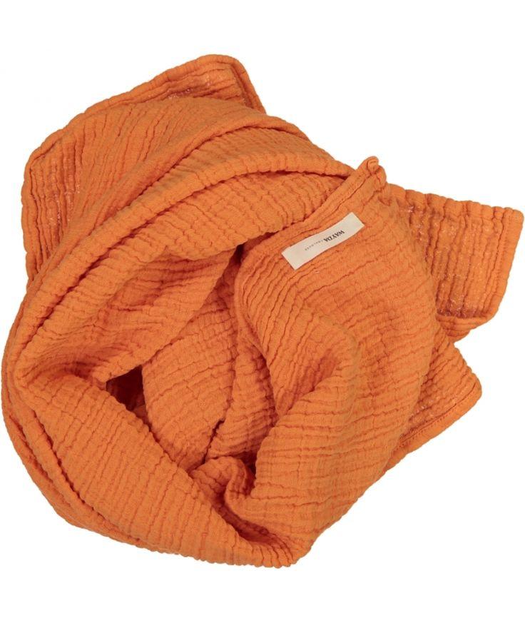 WAYDA Toulouse Chusta pomarańczowa