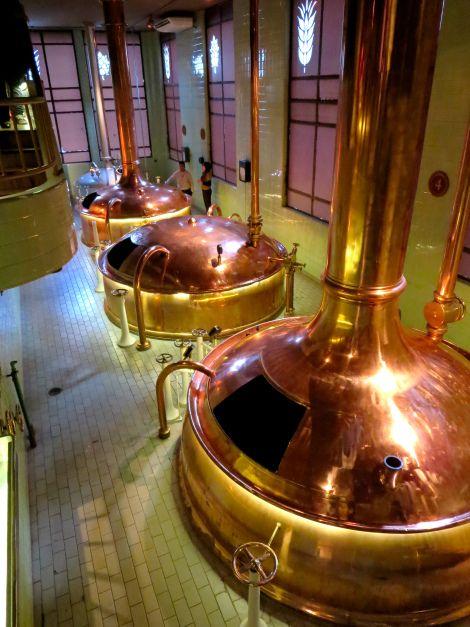 Bohemia Beer - Brewery and Museum - Petropolis, Brazil #petropolis #brazil #bohemiabeer