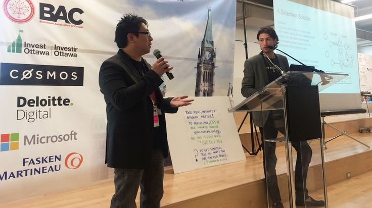 Samson Mow Introduces Liquid Networks' at Blockchain Forum in Canada    Blockstreams Samson Mow and Paycases Joseph Weinberg unveiled the Liquid network yesterday at the Blockchain Association of Canadas Government Forum in Ottawa as a step forward in the ongoing Bitcoin scaling debate.  The Liquid network is a federated sidechain designed to provide new features and benefits to exchanges users and businesses by leveraging a sidechain which will process transactions more quickly and…