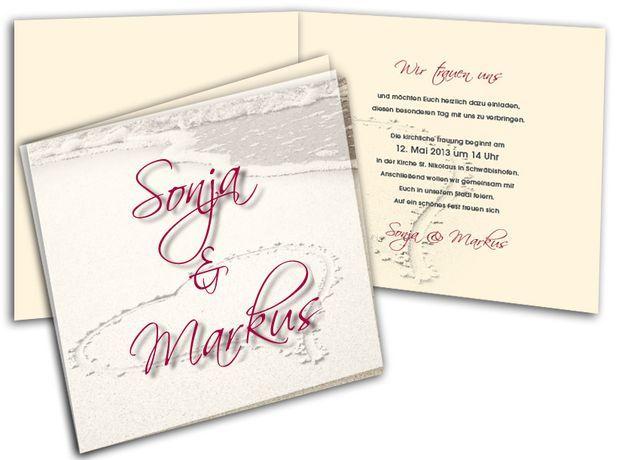 Hochzeitseinladungen+-+Herzlich