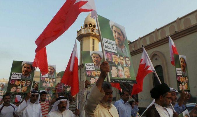 البحرين: احتجاجات للمطالبة بالإفراج عن الشيخ سلمان والتنديد بإعتقال ميلاد