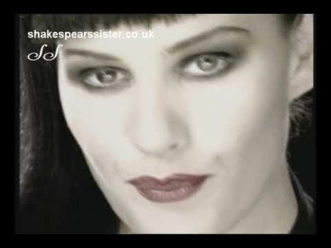 Shakespears Sister You're History (You're History' official promo video. Taken from the album 'Sacred Heart' (C) 1989 Siobhan Fahey)