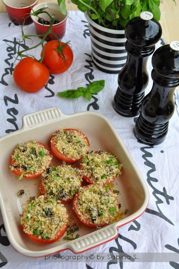 Due bionde in cucina: Crumble di pomodori