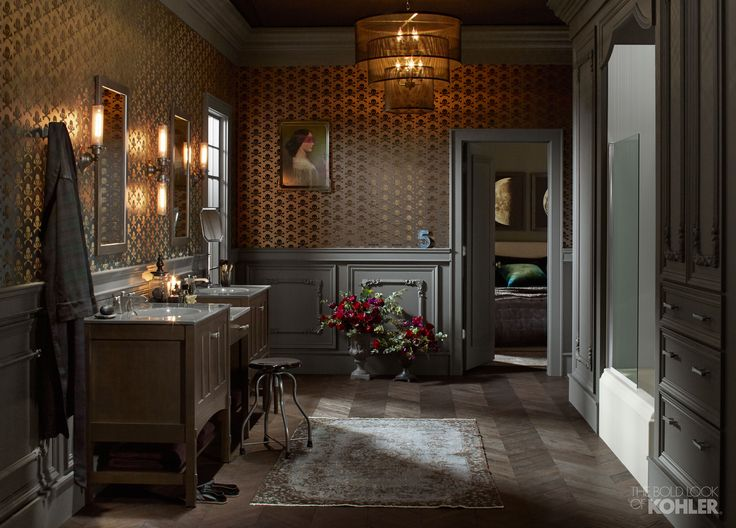 victorian edge bathroom