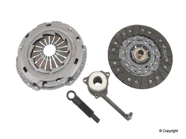 Sachs Borg & Beck Clutch Kit - VW Mk4 Golf/Jetta 6-Speed 1.8T/VR6 24v 2.8L (2002-2004) (240mm)
