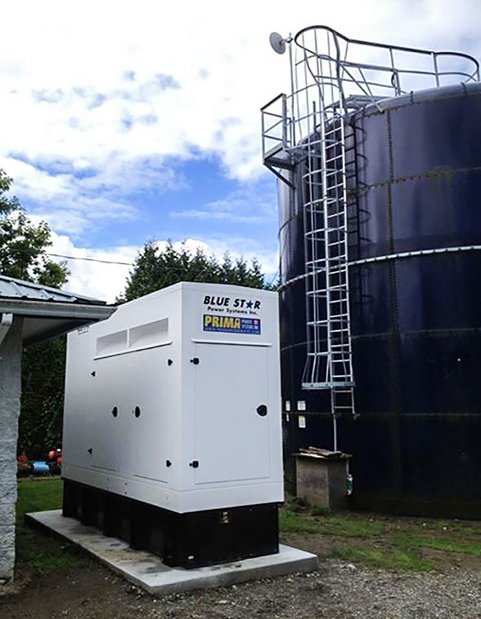 PRIMA specializes in supplying #Generators to the #Agricultural sector. Ask us about our trade in - trade up program - 1 604-791-1815 #Dairy #Poultry #Greenhouse #Vineyards #Research #Fisheries #BlueStarPower #PrimaPowerSystems