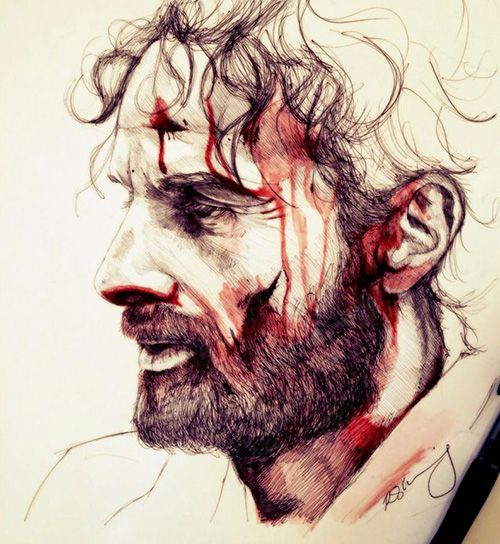 Walking Dead Fan Art That'll Make You Feel Alive Again