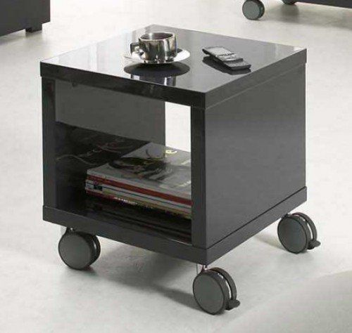 17 best ideas about beistelltisch mit rollen on pinterest. Black Bedroom Furniture Sets. Home Design Ideas
