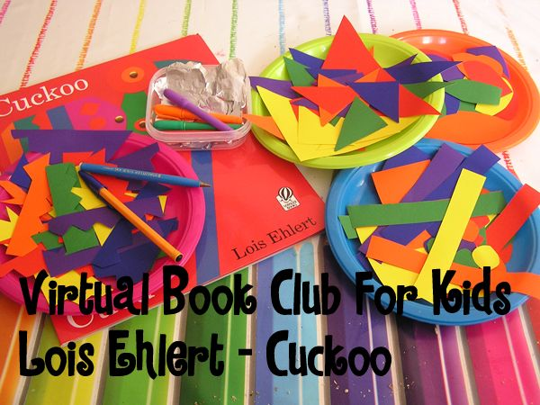"Lois Ehlert ""Cuckoo"" and activity!"