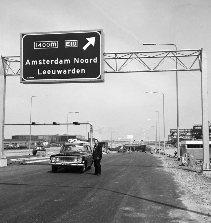 Coenplein Amsterdam (jaartal: 1960 tot 1970) - Foto's SERC