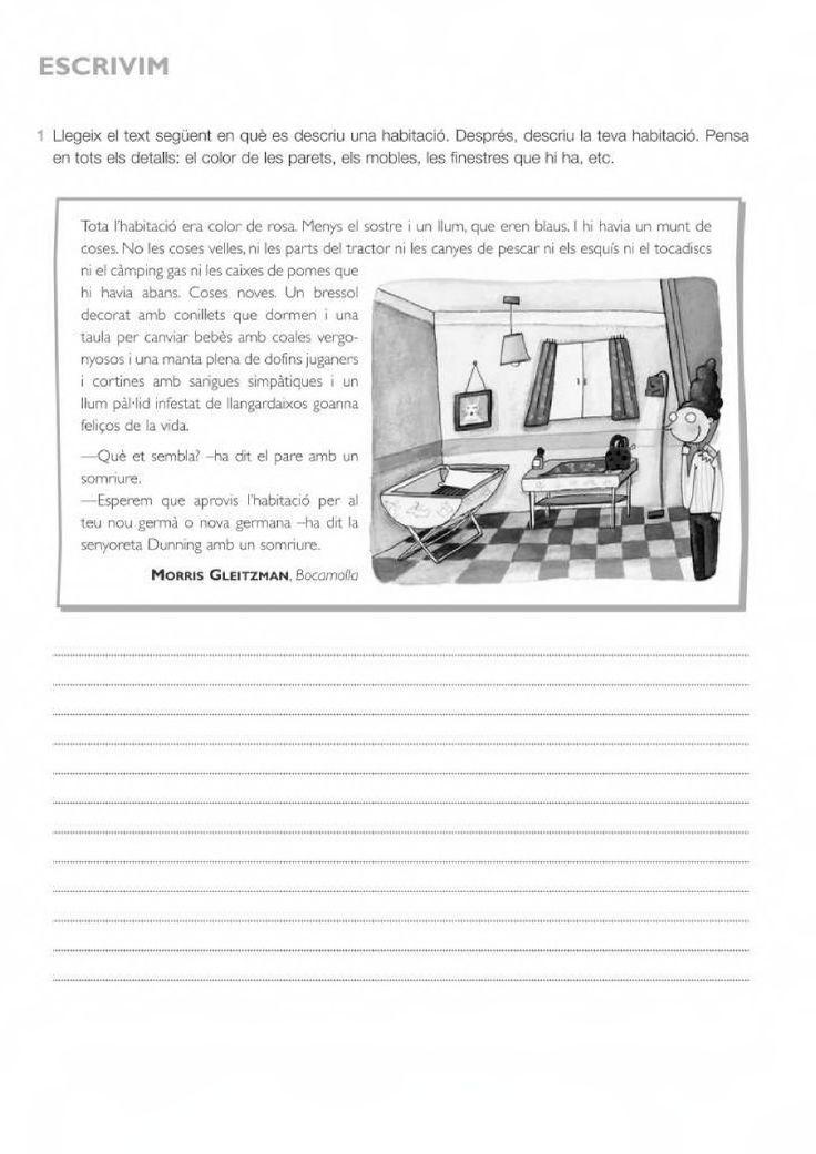 Fitxes d'escriptura | Scribd