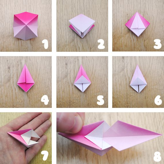 origami hanging decorations hanging decorations girls and tutorials. Black Bedroom Furniture Sets. Home Design Ideas