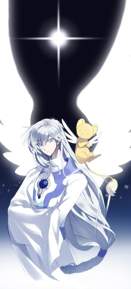 Yue and Kero-chan - CCS