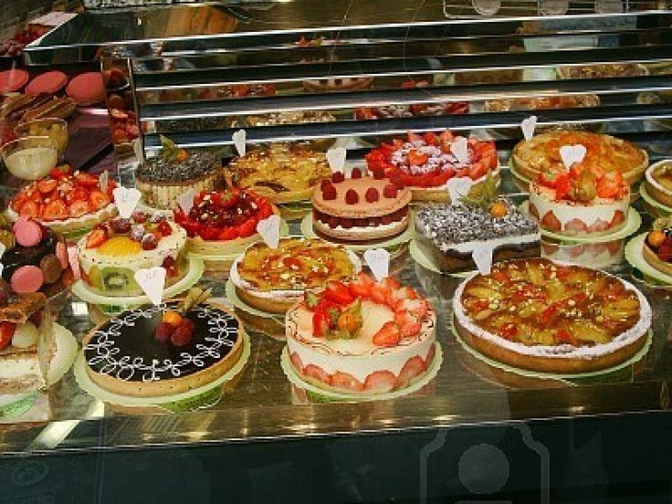 French Pastries , so wonderful!