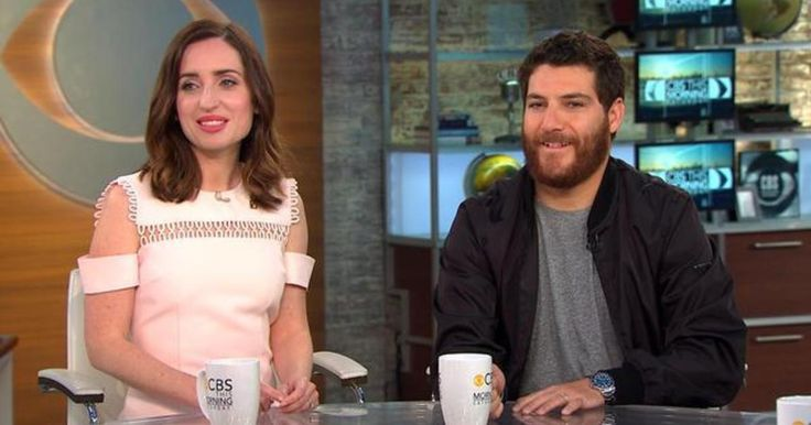 "The much-talked about romantic comedy ""Band Aid"" features CBS' ""Life in Pieces"" star Zoe Lister-Jones and actor Adam Pally, as a couple who can't stop fighting. In a last ditch effort to save their marriage, they turn disputes into songs. Writer, director and producer, Lister-Jones and co-star Pally join ""CBS This Morning: Saturday"" to discuss what inspired the movie and why Lister-Jones chose to make it with an all-female crew."