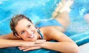 Groupon - Tageskarte Sport- und Spaßbad inklusive Sauna, optional mit Schnitzel oder Rückenmassage, für die MüritzTherme ab 9,90 € in MüritzTherme. Groupon Angebotspreis: 9,90€