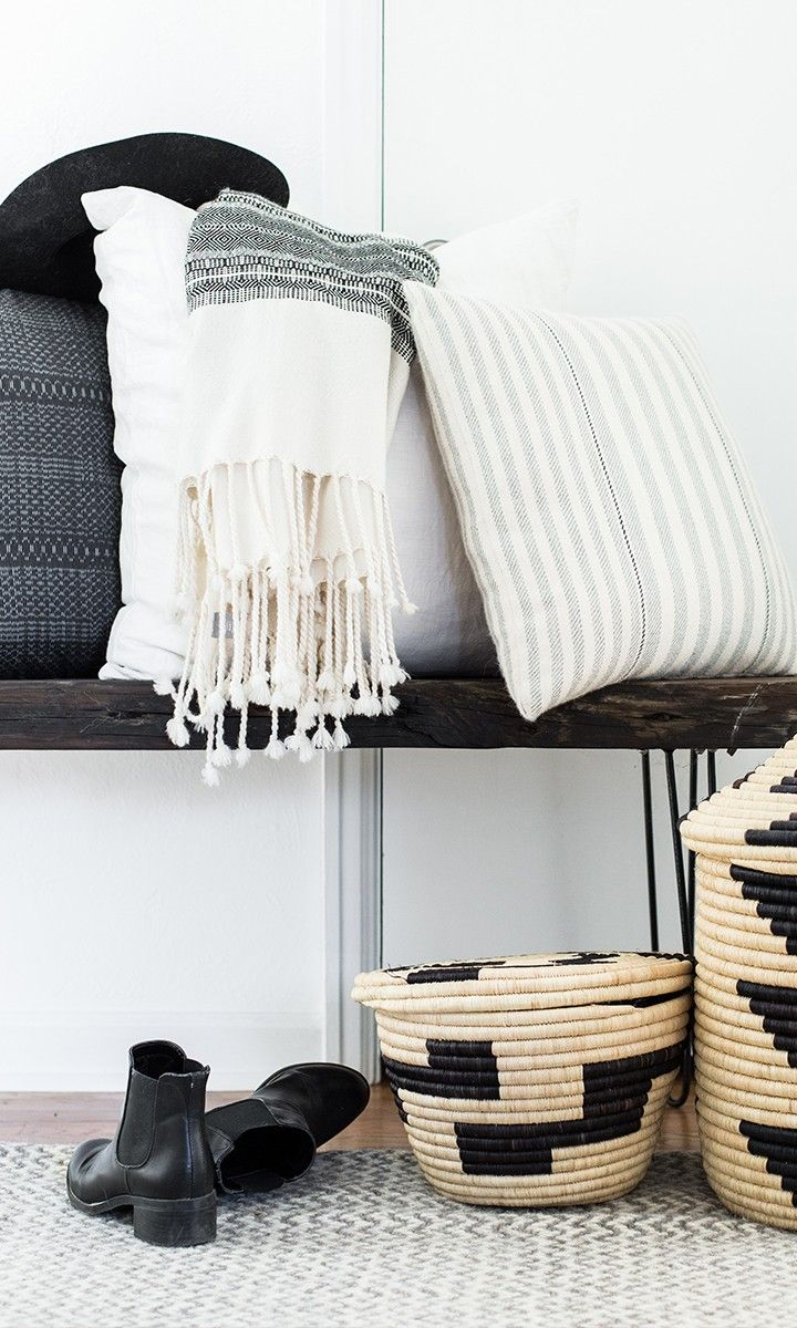 In love with The Citizenry! Their site is full of handcrafted home décor pieces…