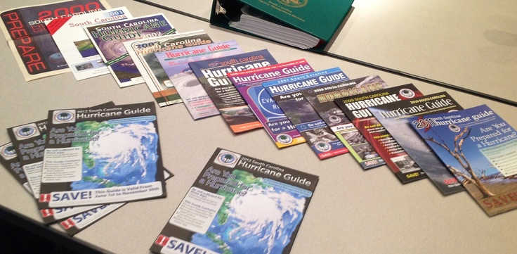 For 13 years, SCEMD has produced the official South Carolina Hurricane Guide.  Updated each year, the Hurricane Guide contains life safety information and tips on what you can do before, during and after the landfall of a hurricane.  Get your copy at www.scemd.org