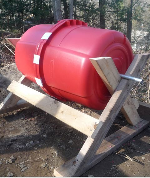 7 Best DIY or Homemade Compost Tumbler Ideas and Plans.
