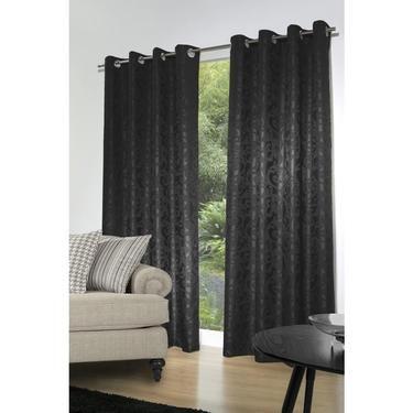 Wilson Fabrics Raverna Eyelet Curtain Spotlight Australia