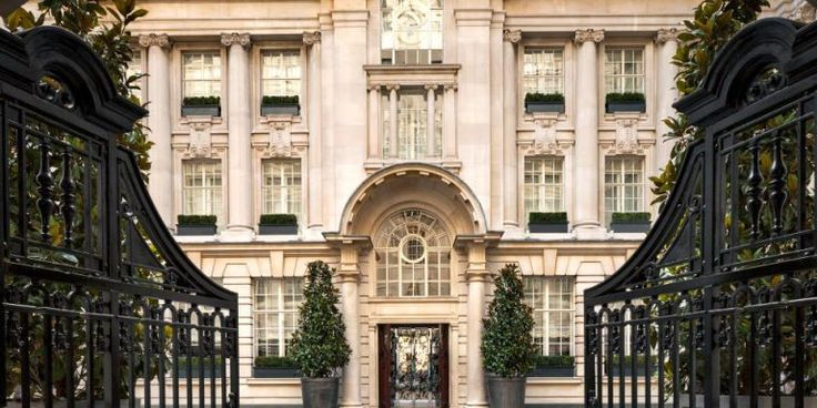15 of London's Most Luxurious Hotels - TownandCountrymag.com