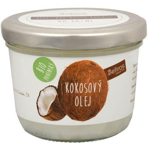 Sefiros Kokosový olej BIO panenský 180 ml | MALL.CZ