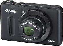 Our family compact camera.  Canon - PowerShot S100 Black 12.1-Megapixel Digital Camera -