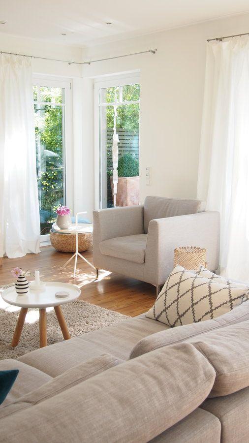 25 best ideas about gardinen wohnzimmer on pinterest wohnzimmer vorh nge k chenfenster. Black Bedroom Furniture Sets. Home Design Ideas