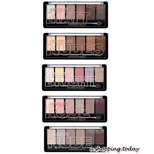Catrice Eyeshadow palette Absolute Chocolate Nudes, Matt ,Nudes, Rose