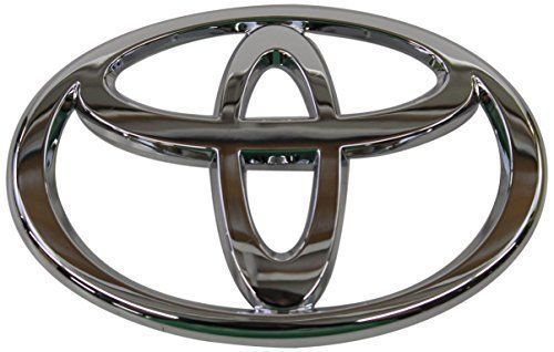 FRONT GRILLE EMBLEM TOYOTA CAMRY 2002 2003 2004 NEW GENUINE FACTORY OEM CAR   #Toyota