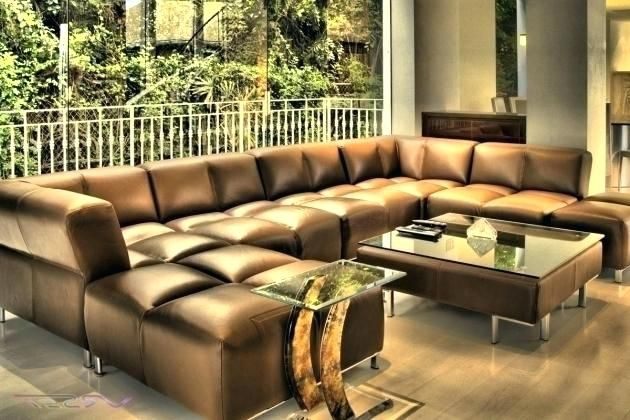 Extra Large Sectional Sofas With Chaise Large Sectional Sofa Brown Living Room Extra Large Sectional Sofa