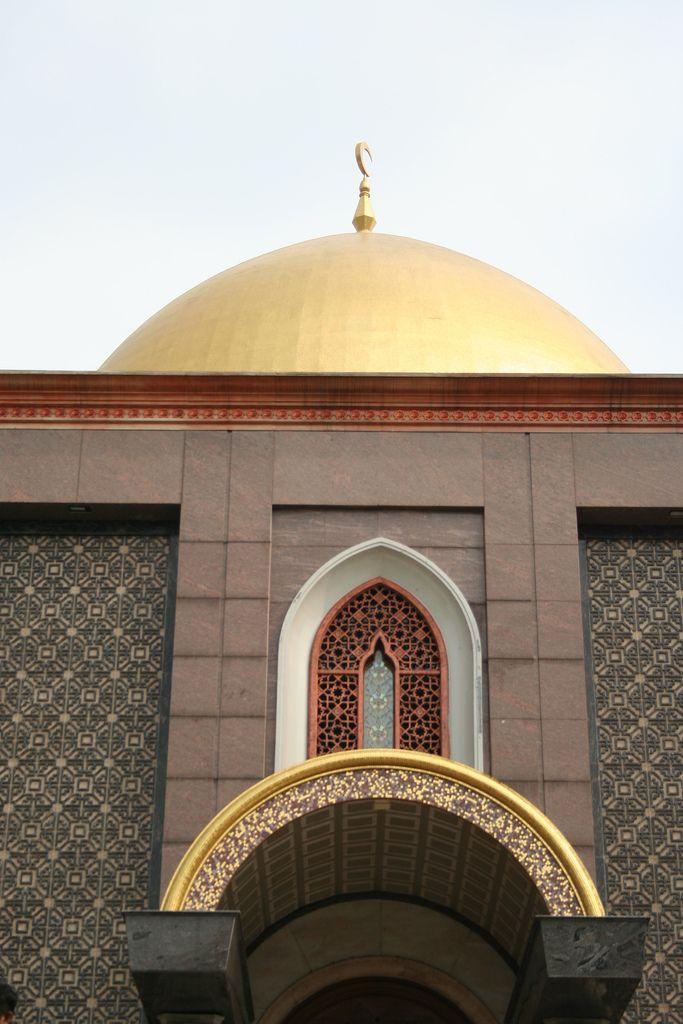masjid dian al-mahri, depok, indonesia | islamic architecture
