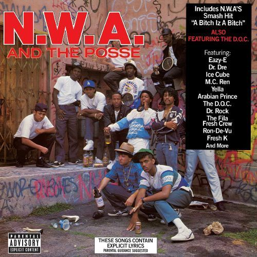 N.W.A and the Posse [LP] [PA]