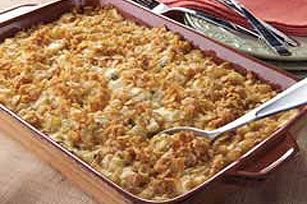 Easy Potatoe Bake!  I make this all the time for family get togethers!