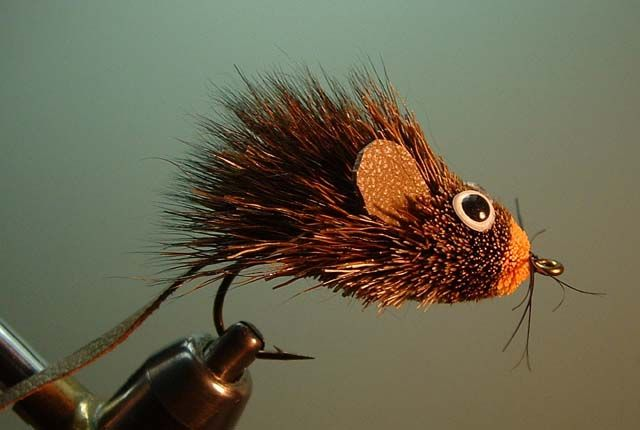 Mouse Fly Tying Challenge