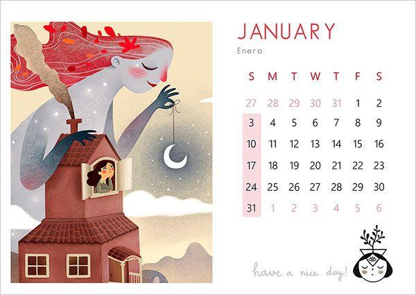 Beautiful-Illustrations-Calendar-2016-by-Ana-Varela-2