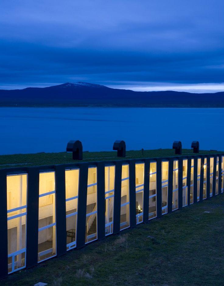 Remota Hotel in Patagonia / German del Sol