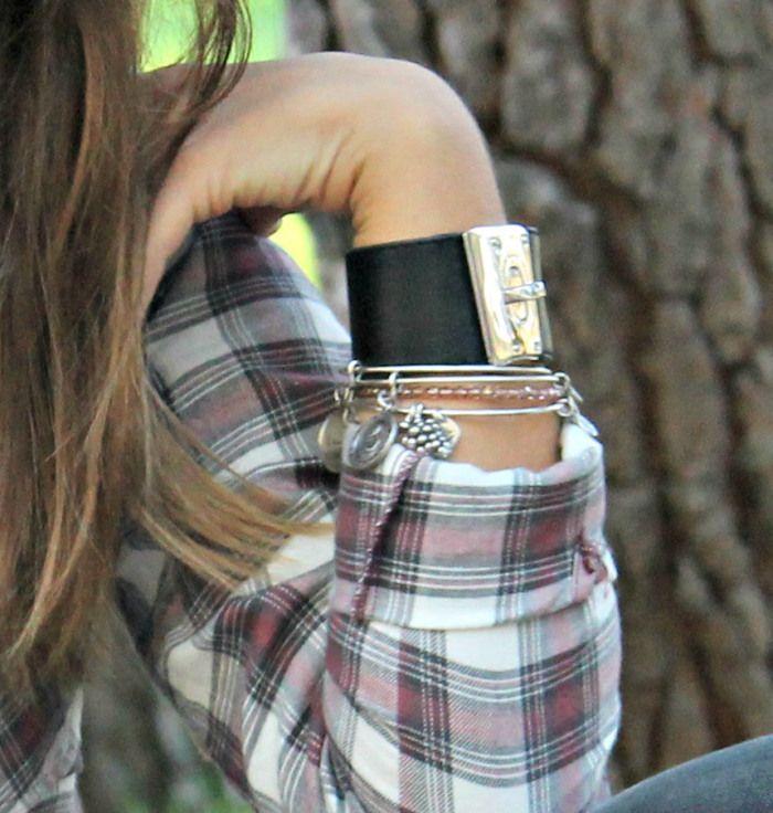 Bracelet : Marc Jacobs & Alex & Any