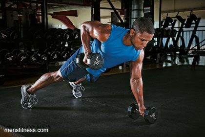 Build Muscle Strength and a Better Body With This Dumbbell Workout - Men's Fitness - Page 5