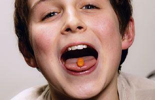 Medicijnen op school